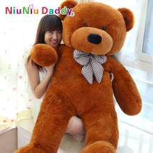 Free Shipping,Plush toys size80cm / teddy bear 0.8m/big embrace bear doll /lovers/Valentine's day gift birthday gift(China)