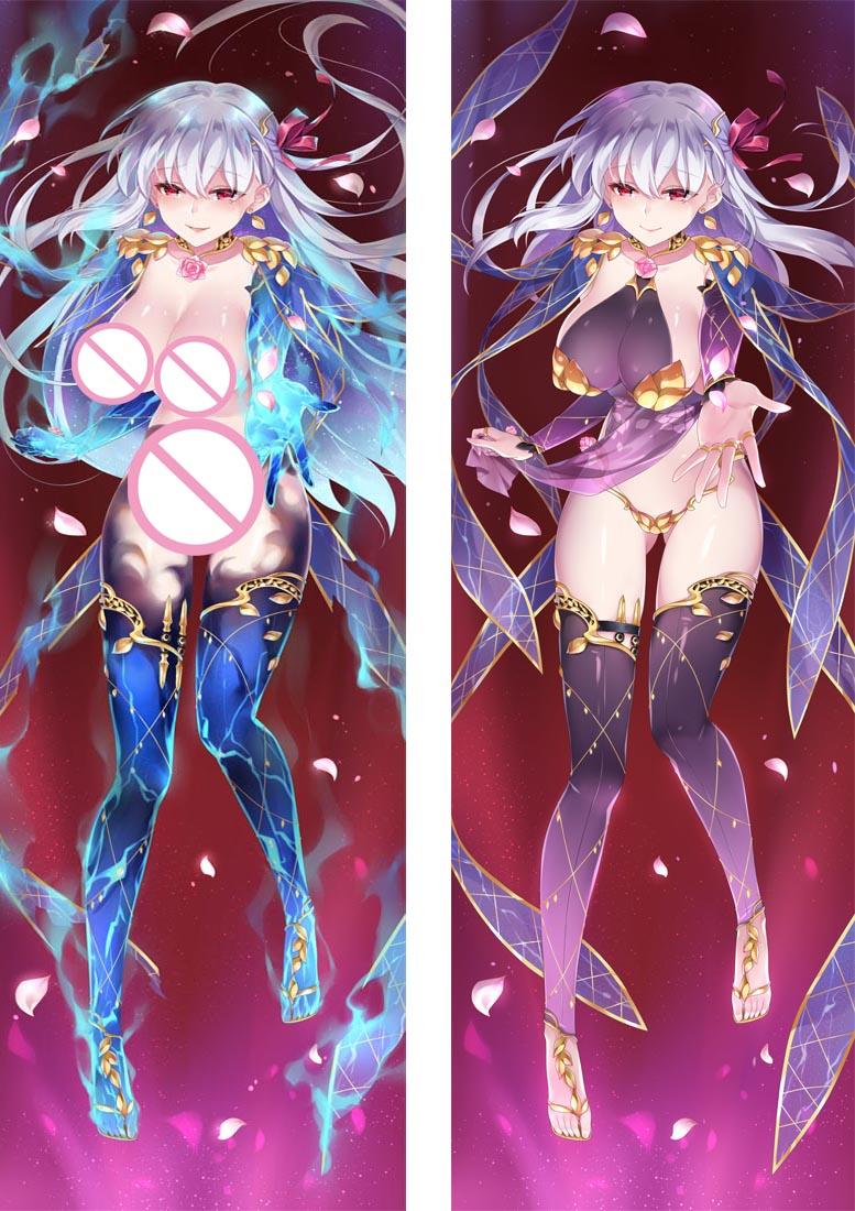 Fate Grand Order Shuten Douji Dakimakura Pillow Case Hugging Body Cosplay