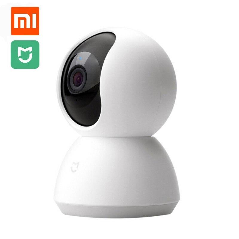 Original Xiaomi Mijia Smart Cam Cradle Head Version 1080P HD 360 Degree Night Vision Webcam IP