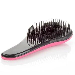 Image 4 - Magic Handvat Detangling Kam Douche Hair Brush Ontklitter Salon Styling Tamer Exquite Leuke Nuttig Tool Hot Haarborstel