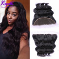 8A Full Frontal Lace Closure Brazilian Virgin Hair Lace Frontal Closure Body Wave 13x4 Ear to Ear Lace Frontal with Baby Hair