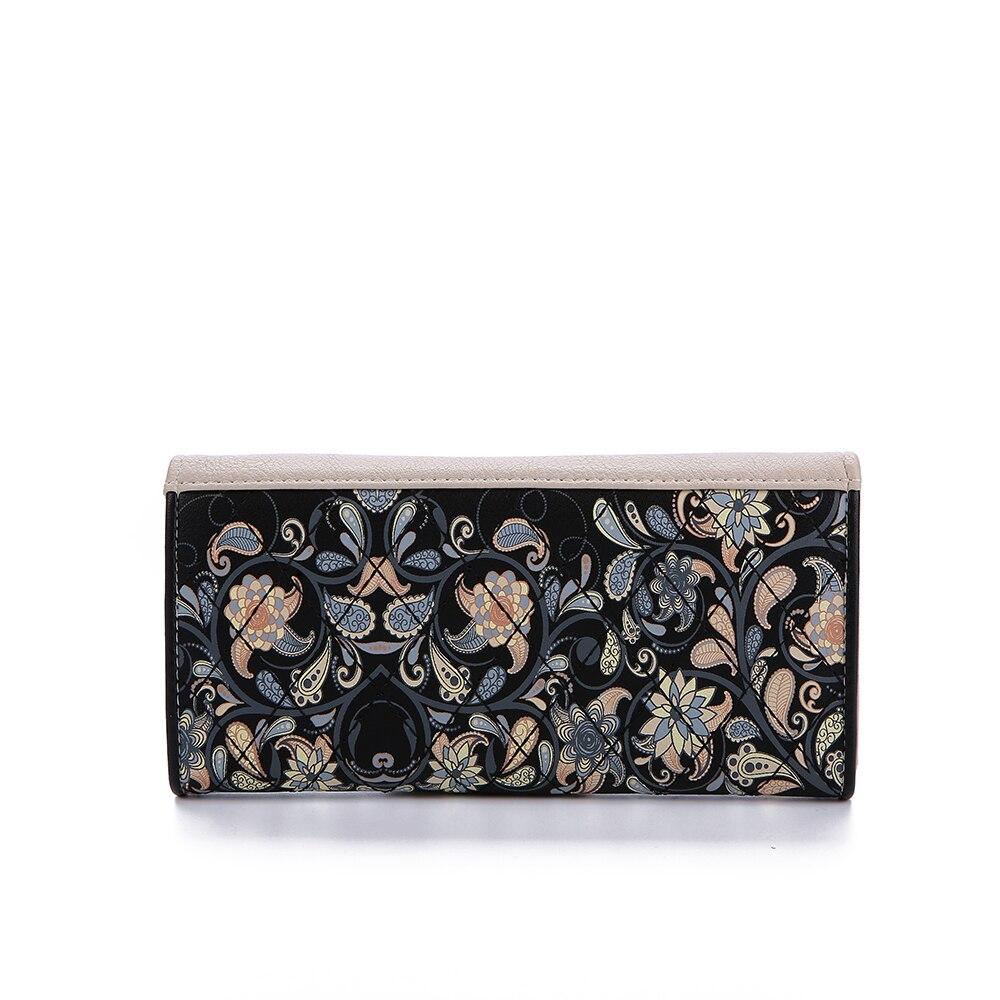 flores de impressão de cartão Tipo de Fecho : Zíper e Fecho