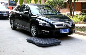 Air Mattress for Car Travel Back Seat Covers Extended Cushion Inflatable Mattress in Car Bed Dedicated Mobile camping Sofa 1