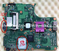 Para toshiba satellite l350 v000148010 6050a2170201-mb-a03 madre del ordenador portátil integrado ide dvd