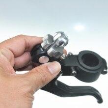 100% Новый Подходит для 7/8 «22 мм Руль Мотоцикла Пользовательские Трюк Сцепления Рычаг в Сборе Бесплатная Доставка