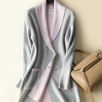 cardigan winter sweater women Knitted cardigan female coat Soft casual sweater outerwear