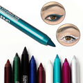 Brand Beauty Tools for Women Eyes Makeup Tattoo Waterproof Pigment Color Eyeliner Pencils Gel Blue Purple White Eye Liner Pen