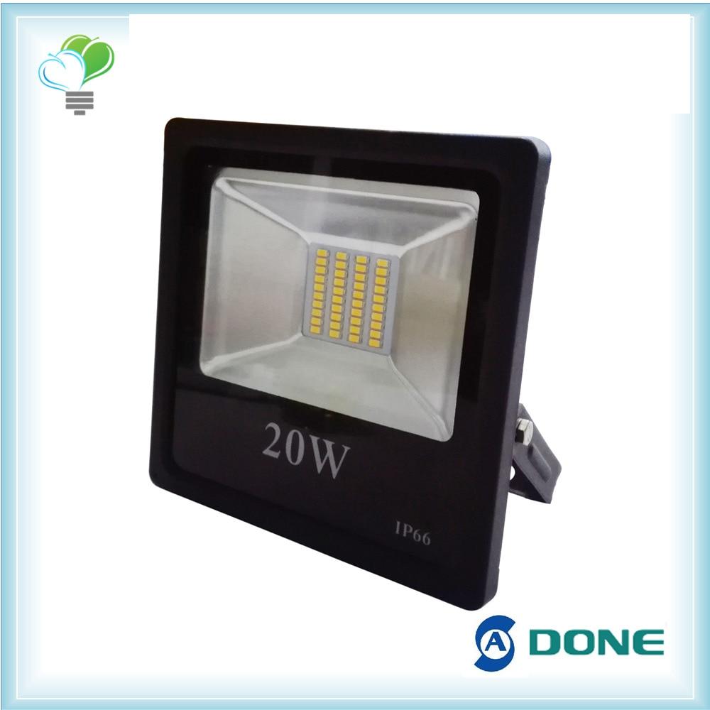 20W LED Project Lighting SMD Flood Lights Engineering Flood Lights