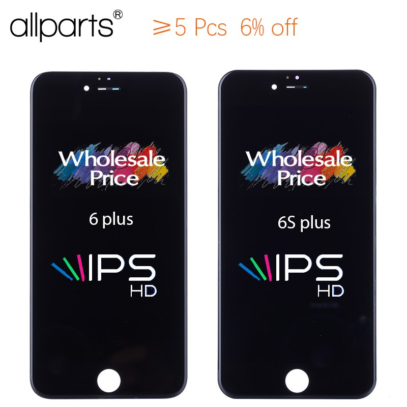 Keine Toten Pix 5,5 Für iPhone 6 s Plus LCD Bildschirm Ersatz Für iPhone 6 Plus LCD iPhone6 6 Plus display 3D Touchscreen Digitizer