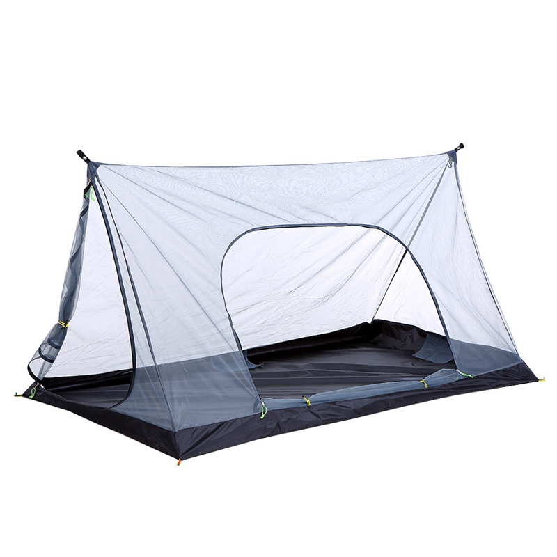 Ultralight Summer Mesh Tent 1-2 Person Outdoor Camping Tent Repellent Net Tent Beach Mesh Tents