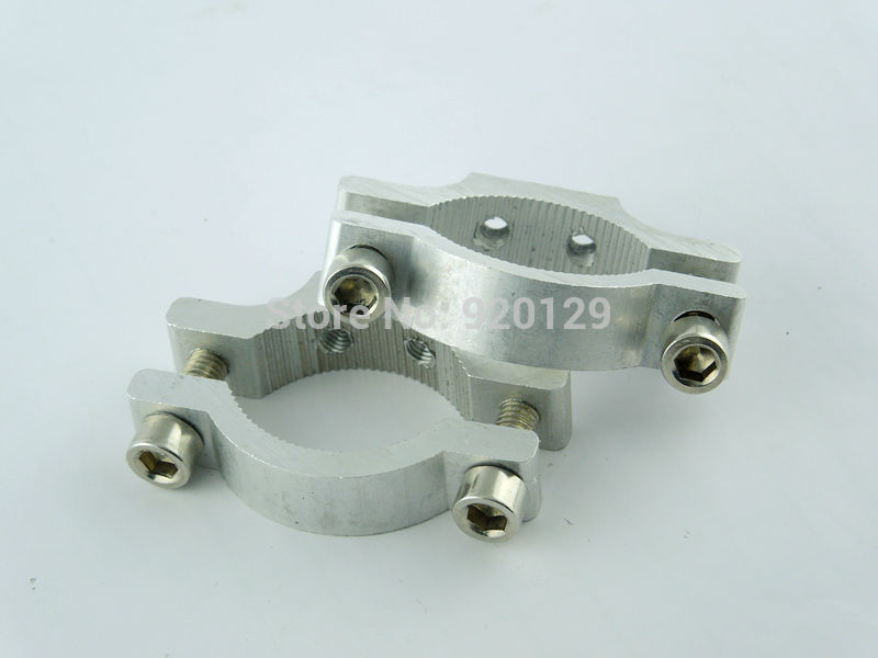 7/8 22mm 1 25mm Universal Bar Clamp Projecteur Montage Guidon/Cadre Atv moto vus