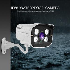 Image 5 - 4Ch 8Ch 4MP POE كاميرا الأمن طقم NVR H.265 نظام الدائرة التلفزيونية المغلقة مع 2592*1520 POE كاميرا IP في الهواء الطلق نظام الكاميرا للمراقبة بالفيديو