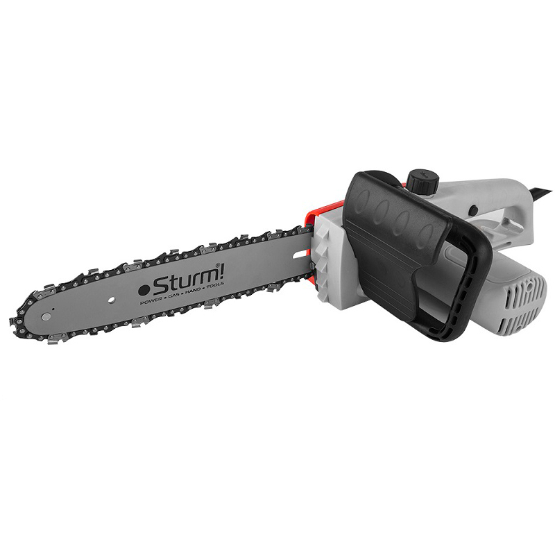 Electric chain saw Sturm! CC9916 kalibr epc 2400 16pd portable chain saw power tools multipurpose household electric chain saw stand converter polisher wood