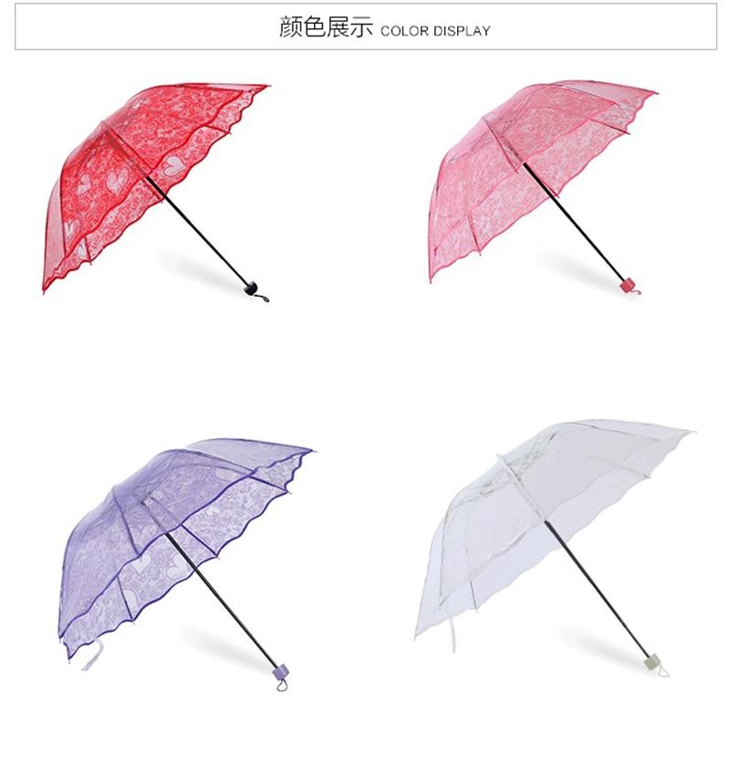 Noiva do Guarda-chuva da Chuva Mulheres Guarda-chuva