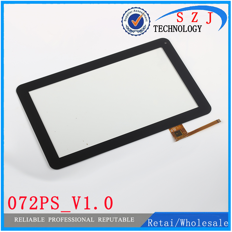 Original 10.1 inch Touch Screen Panel Digitizer 072PS_V1.0 For Tablet Replacement Glass Sensor Assembly Free Shipping