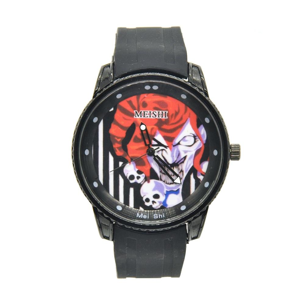 Cool Skull Wrist Watch Fashion Gear Digit Watch Unisex Watch Excellent In Cushion Effect Lover's Watches