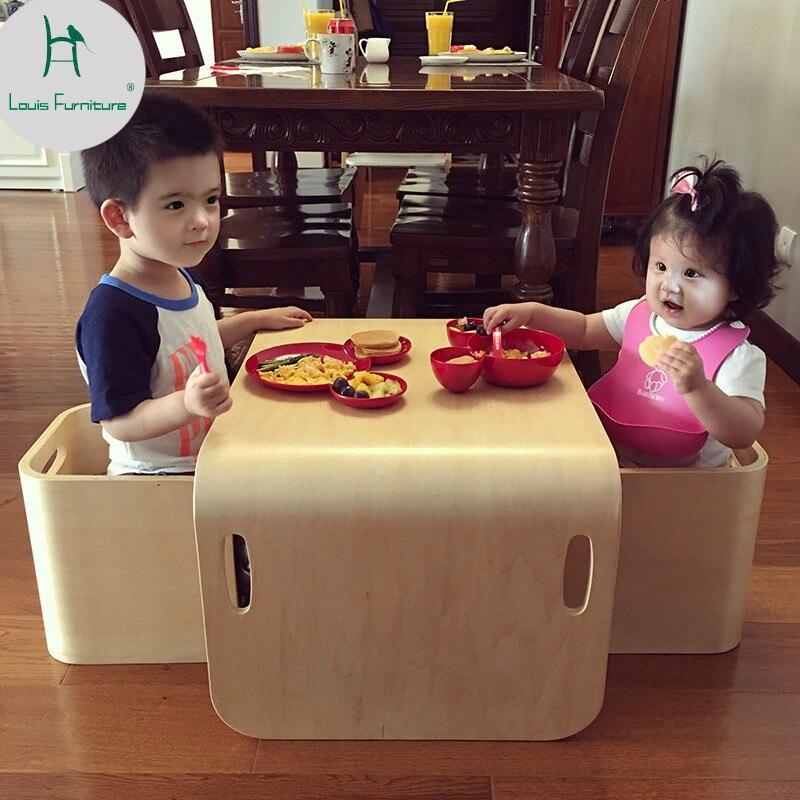 Chair Set Kindergarten