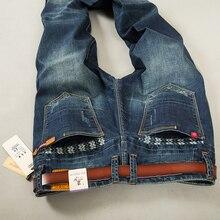 2016 mode Für Männer Jeans Neue Marke Hose sSlim Biker Denim Zerrissenen Distressed Hosen Für Männer Hohe Qualität Designer Hots Jean