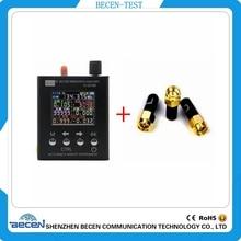 Английский verison N1201SA 140 мГц-2,7 ГГц УФ РФ ANT КСВ антенны Анализатор метр тестер 140 мГц-2,7 ГГц + SMA калибровки