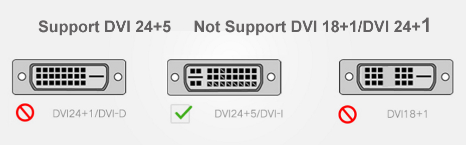 DVI to VGA Adapter 4