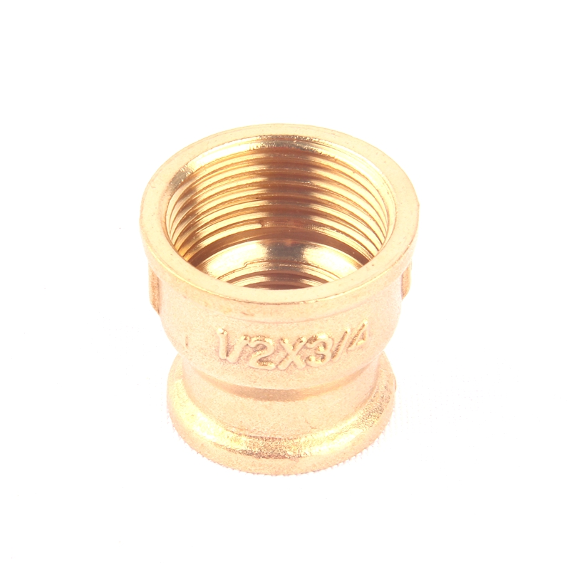 10pcs 3 4 Inch To 1 2 Inch Brass Plumbing Fittings Home