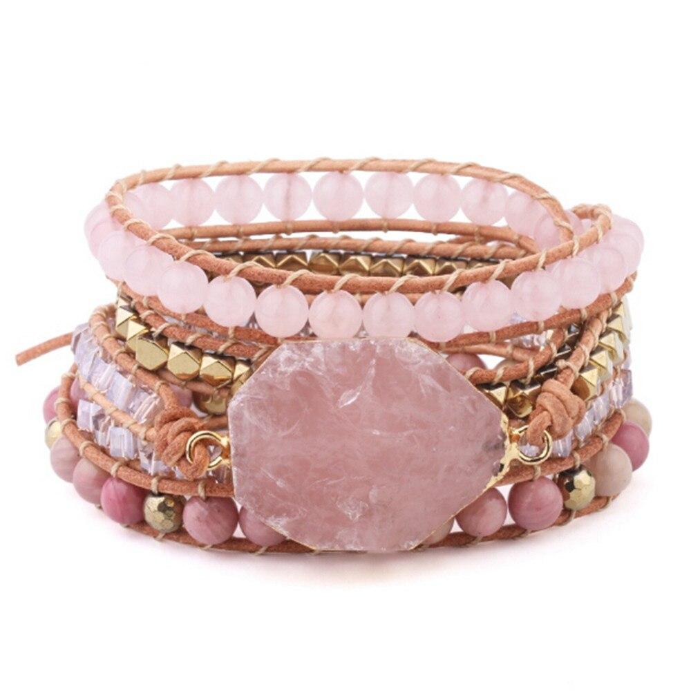 Natural Pink Crystal...