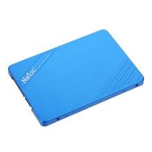 Netac – disque dur interne SSD N500S, 120 go, 240 go, 320 go, 2.5 pouces, SATA III, 6Gbp/s, haute vitesse, SLC Flash N500S