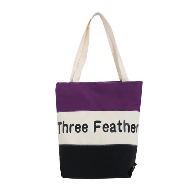 Shoulder Bag Lady Handbag Shopping Bags Handtasche Tote Bag Canvas