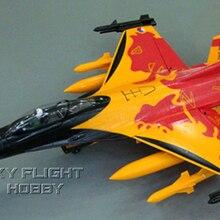 Skyflight хобби F16 F-16 70 мм EDF самолет на радиоуправлении самолет