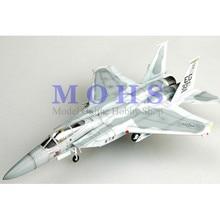 EASY MODEL 37120 1/72 ประกอบขนาดสำเร็จรูปเครื่องบินรุ่นเครื่องบินขนาด F15 F 15C 85 0102/EG, 58 TFS/33 TFW 1991