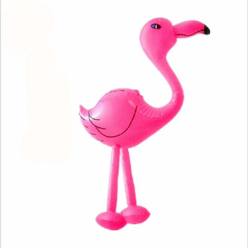ПВХ надувной фламинго-игрушки малыш подарки на день рождения инфляции Фламинго тропический вечерние украшения Свадебные украшения бассей...