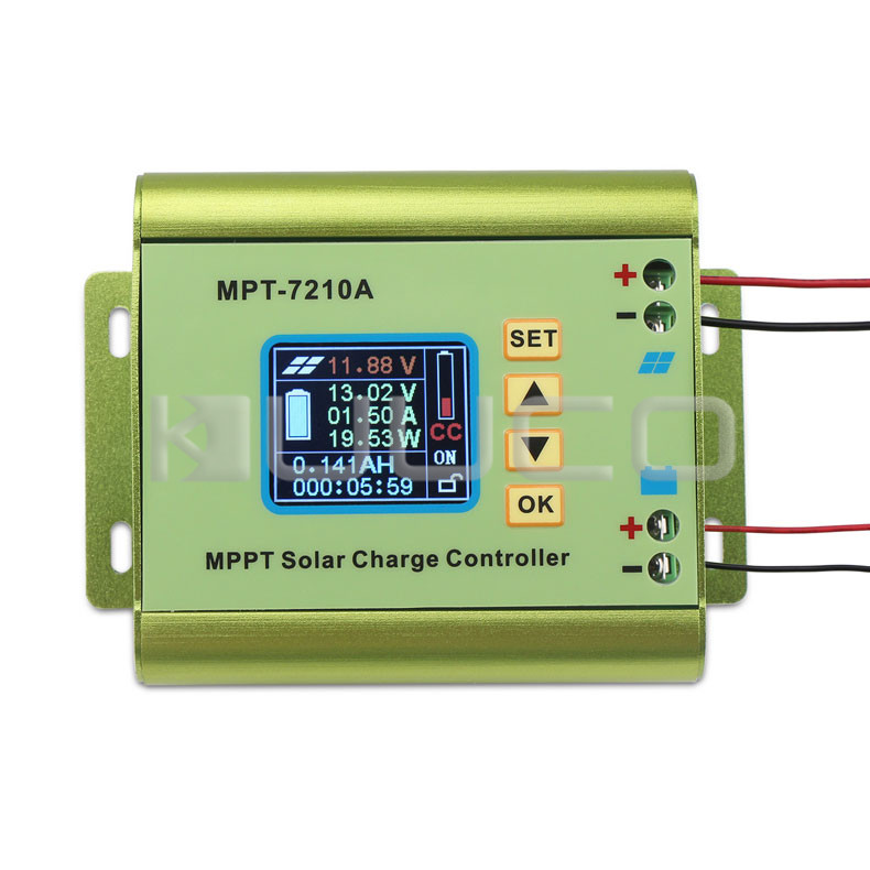 600W MPPT Power Supply Module DC 12~90V to 24V/36V/48V/60V/72V Adjustable Voltage Regulator/solar Controller/Boost Adapter