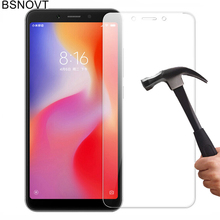 2PCS For Xiaomi Redmi 6A Glass Front Film 7A Note 7 6 8 Pro Go