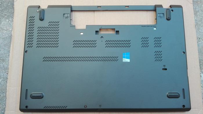 Original for Lenovo ThinkPad T560 Bottom Base Cover Lower Lid Case Shell 00UR847 new original for lenovo flex 2 15 2 15 bottom base lower case cover black 5cb0f76746 46000z0z0002