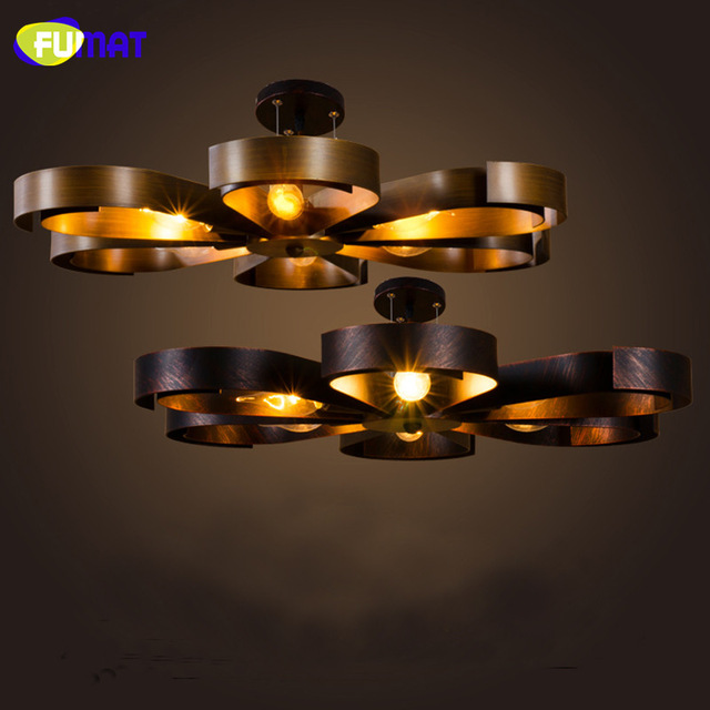 aliexpress com   buy fumat american retro ceiling lamp bar vintage industrial ceiling light