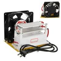 DWZ Ozon Generator 220v 10 gr/std Keramik Platte Air Purifier Sterilisator mit Fan