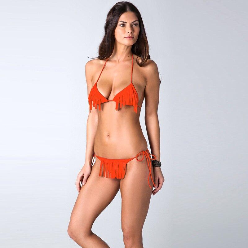 Peep shots of women in bikini 10