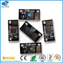 5セットc20 expバージョン30 k画像ユニットドラムカートリッジリセットチップチップミノルタbizhub c20 C20P c20px c30p c31カラーレーザープリンタ