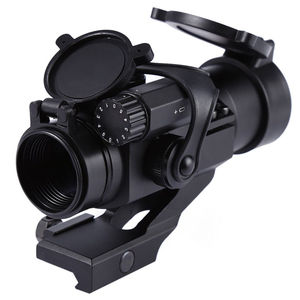 Image 2 - טקטי M2 הולוגרפי Sight רובה היקף 1X30 אדום וירוק דוט ציד מכוון היקף אופטיקה Collimating רובה היקף עבור ציד