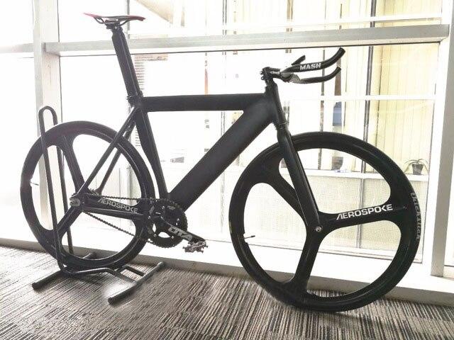 Bicicleta Fija del engranaje track bike fixie bike 53 cm 55 cm 58 cm diy musculo