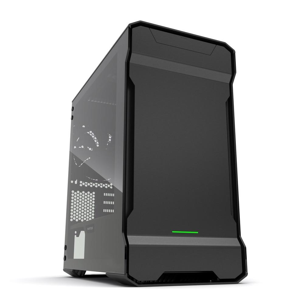PHANTEKS PK 314ETG Computer Case Desktop Tempered Glass Side Through Case Water Cooler