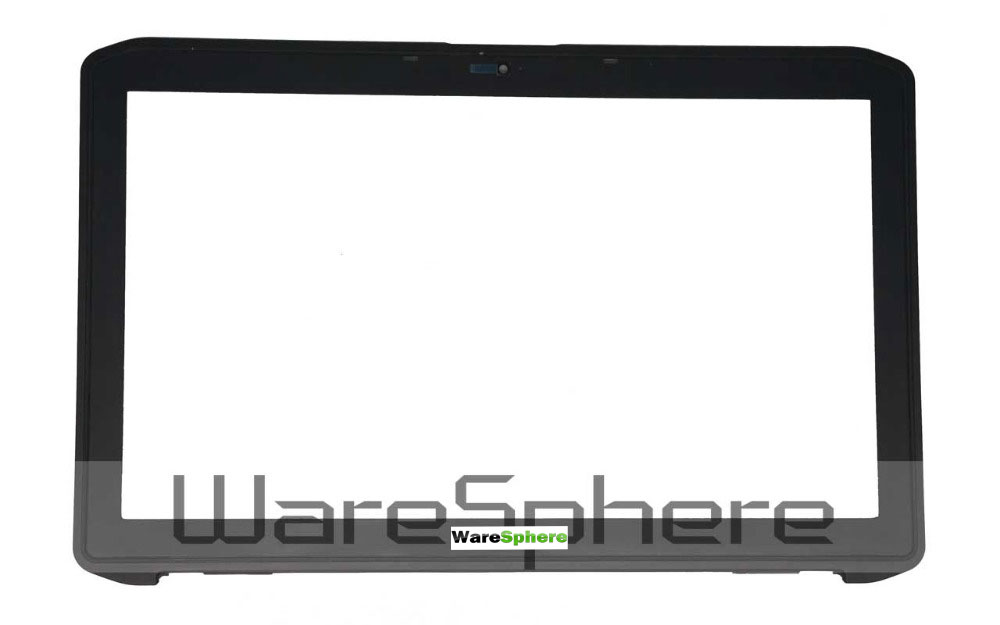 Brand new original LCD Front Trim Bezel Case With Webcom Port for DELL Latitude <font><b>E5520</b></font> Cover PHXJJ 0PHXJJ Black image