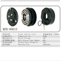 High quality automotive Air Conditioning Magnetic clutch for Mazda Family 6PK 130mm Pulley Diameter