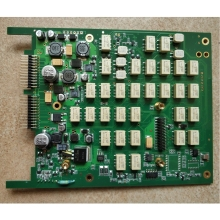 PCB Connect 4-Diagnostic-Tool Mb Star C4 Relay Compact Full-Chip Quality