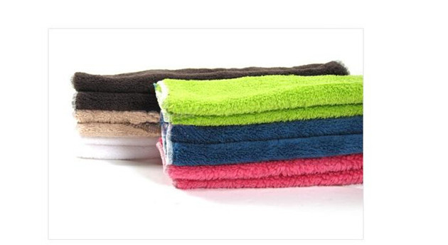Cleaning cloth Multifunctional furniture Cleaning Towel Napkins Not contaminated with oil washing cloth 29*26cm 22g H-76