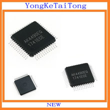 1PCS AK4490EQ AK4490 4490 IC 120dB 768kHz/32-bit 2ch Premium DAC 48LQFP(China)
