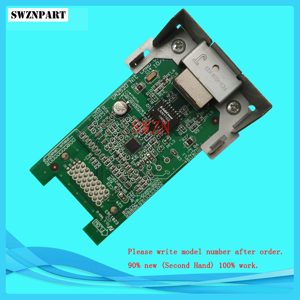 Printer Network card For Canon IR2318L IR2320 IR2320 IR2420 IR2422 Nw If  Adapter In E14 E14 Network card FK2 8240 000 FK2 8240-in Network Print  Servers from ...