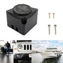 12 v 125A Tensione Sensibile Automatico di Ricarica Modulo Relè Doppia Batteria Isolatore Parti Interne