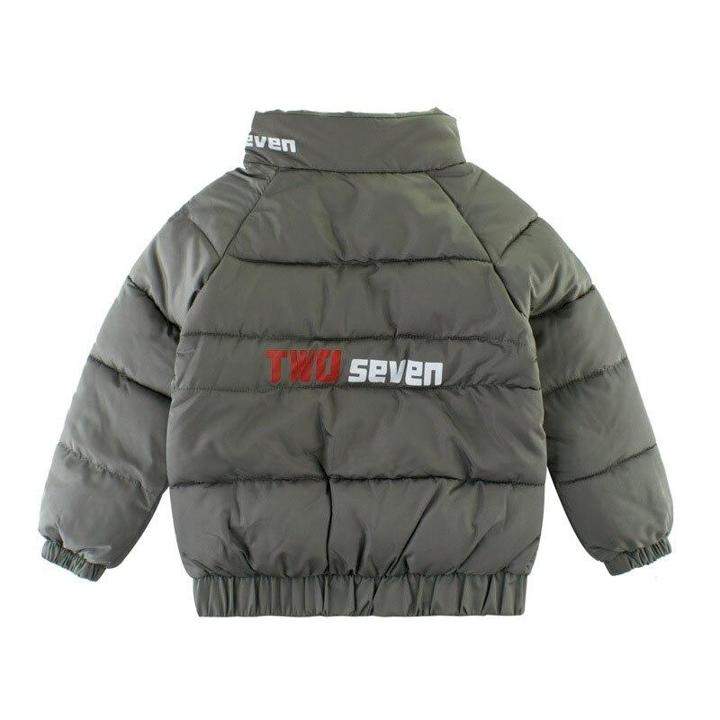 4d903d13f Kids Coats Baby Children Winter Warm Outerwear Jacket Coat Thick ...