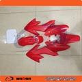 PLASTIC KIT FENDER For HONDA CRF50 XR50 70 CRF 50 XR 50 SDG SSR Pro 50cc 110c 125cc Dirt Pit Bike